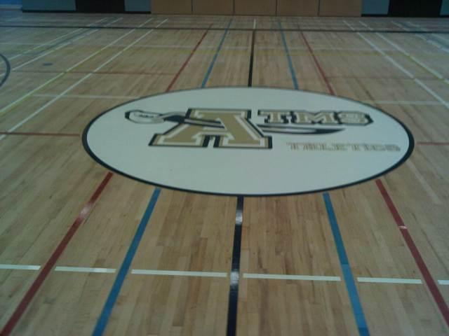 Ahf Gallery Gymnasium Wood Floor Images Wide