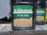 BCH polyurethane magnum low voc green gymnasium oil modified solvent based polyurethane finish coating