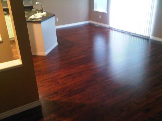 Glitsa Gold Seal Swedish Floor Refinishing Near Vancouver