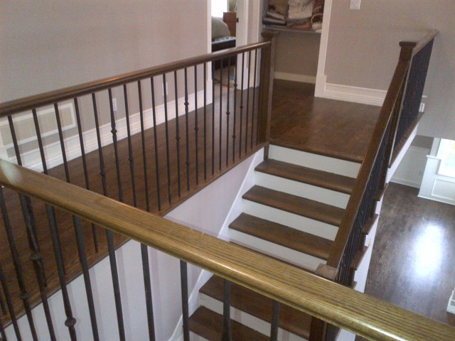 Gallery Hardwood Stairs Graphs Vancouver Residences