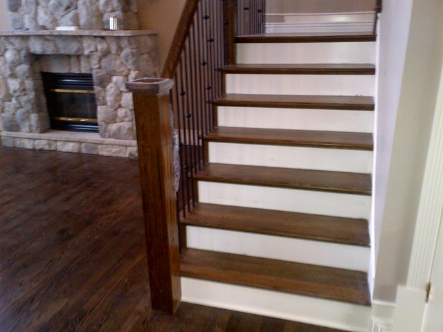 Gallery2 Hardwood Stairs Photographs Vancouver Residences