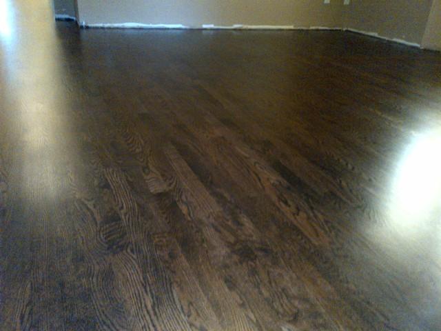 Ahf hardwood floor refinishing professional hardwood flooring whats hot dark stained colored hardwood floor tyukafo